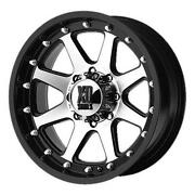 16X9.5 Wheels