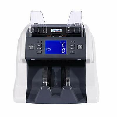 Ribao Bc-35 High Speed Portable Bill Counter Money Counting Machine Cash Coun...
