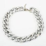 Girls Silver Necklace