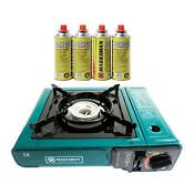 Portable Gas Camping Stove
