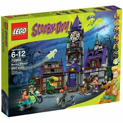 LEGO Scooby-Doo Mystery Mansion ( 75904 ) New