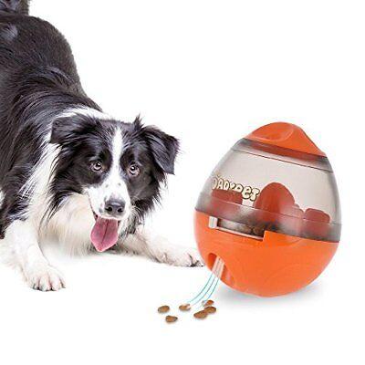 DADYPET Futterball für Hunde Hundefutter Ball Futterball Snackball Hundespielz