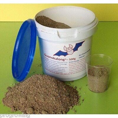 GUANO di Pipistrello Fertilizzante Organico in polvere 500gr/1Kg - GUANO KALONG