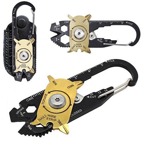 20 in 1 Pocket Multi Tools Kit Outdoor Survival Screwdriver