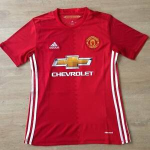 MANCHESTER UNITED 2016/17 HOME JERSEYS BRAND NEW W/TAGS ALL SIZES Melbourne Region Preview