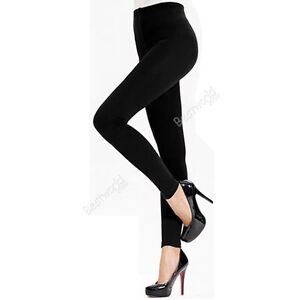 New Women's Winter Thick Warm Slim Stretch Footless Tights Leggings Pants