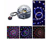2x dj ball lights Party Disco DJ Bar Lighting Show DMX512