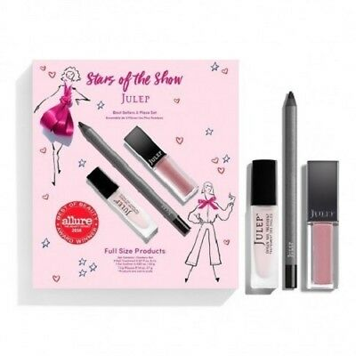 Julep STARS OF THE SHOW  *Best Sellers Gift Set*  LIPS, EYES, NAILS  *FULL