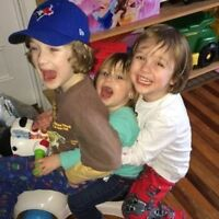 Nanny Wanted - Look for Part-Time Nanny to take care of 4 Amazin