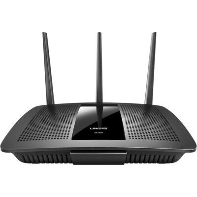 Linksys EA7300 Max-Stream Dual-Band Wireless-AC1750 MU-MIMO Router