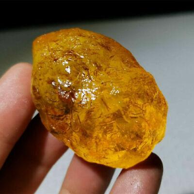 52g Libyan Desert Glass Tektite Meteorite Impact Specimen