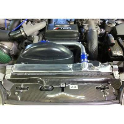 APR Performance Carbon Fiber Radiator Cooling Plate Shroud Toyota Supra 93-98