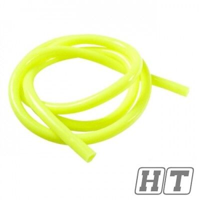 GASOLINE HOSE MOTOFORCE 1 METER D  5MM NEON YELLOW FOR SCOOTER MOTOR