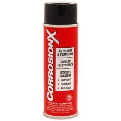 - Corrosion X Marine Corrosion Prevention Compound Lubricant & Penetrant 16Oz