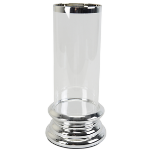Soporte-Luz-De-Viento-Candelero-Transparente-Plata-vela-cristal-ceramica-GALS