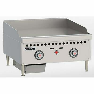 Restaurant Series Gas Griddle - Snap-action Thermostatic 24w