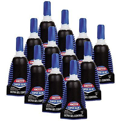 Loctite Super Glue Gel 12 Pk