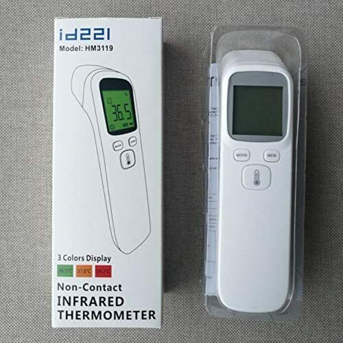 Medical NON-CONTACT Body Forehead IR Infrared Laser Digital Thermometer Business & Industrial