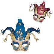Harlekin Maske