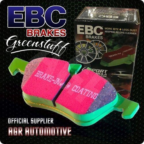 EBC GREENSTUFF REAR PADS DP21850 FOR LEXUS GS250 2.5 2012-