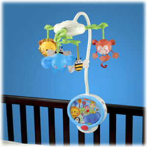 Fisher Price Discover 'N Grow Projection Mobile