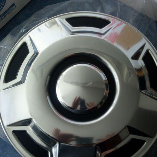 Ford Dog Dish Hub Caps