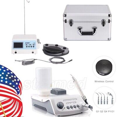 Dental Surgical Implant System Brushless Motor A-cube Ultrasonic Scaler Vrn-a8