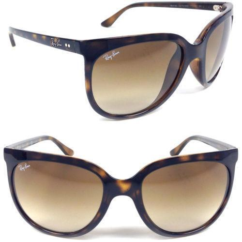 Ray Ban Sunglasses Women Cats | eBay