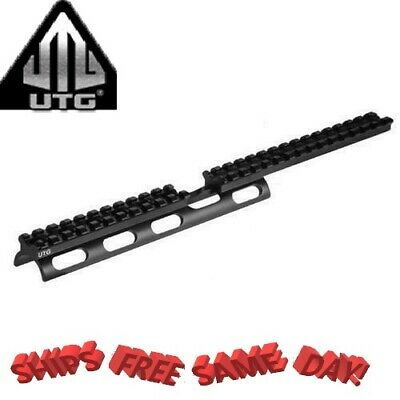 UTG Tactical Ruger 10/22 Picatinny 26 Slot Scout Slim Rail NEW!! # MNTR22SS26  for sale  Shipping to Canada