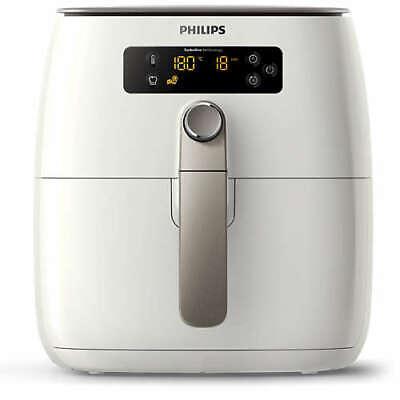 Philips Avance 2 Digital Turbo 1425W Multi-Cooker Airfryer 2.0 - White (Grade A)