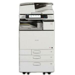 ONLY 69K PAGES PRINTED!!!! COPY, PRINT AND SCAN WITH 55PPM. 1200X1200 RESOLUTION WITH GREAT PAPER CAPACITY. ADP.