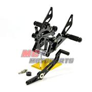 R6 Rearsets