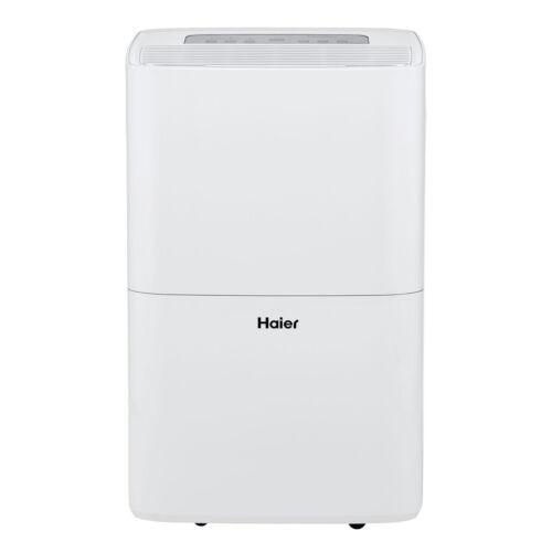 Haier Energy Star 70-Pint 2 Speed 1500 SF Digital Low Temp Dehumidifier HEN70ETF