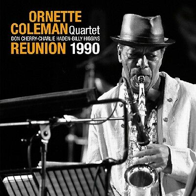 Ornette Coleman - Reunion 1990 [New CD] Spain - Import