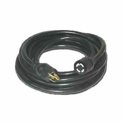 Century Wire Cable 30-amp 4-prong 25-foot Generator Power Cord