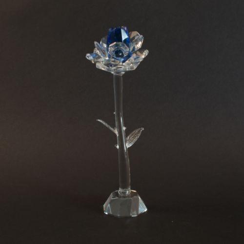 Crystal Rose Ornament Ebay