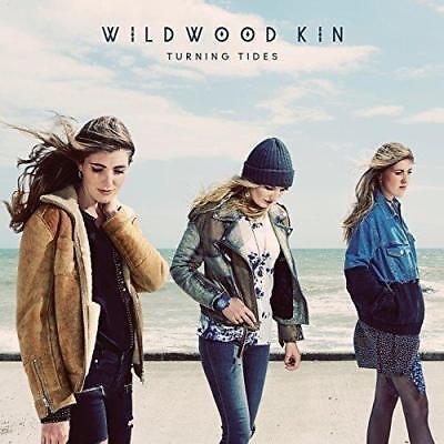 Wildwood Kin - Turning Tides (NEW CD)