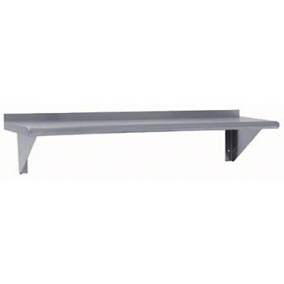 Advance Tabco Ws-kd-24-x 24 Stainless Wall Mounted Shelf Knock Down