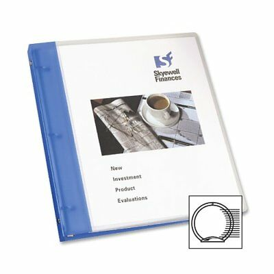 Avery Flexible View Pocket Presentation Binder - Letter - 8.50 X 11 - 100
