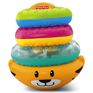 Fisher Price Growing Baby Tiger Stacker
