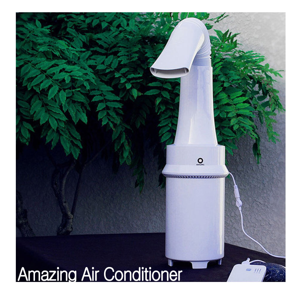 Portable Personal Amazing Air Conditioner Natural Wind Save