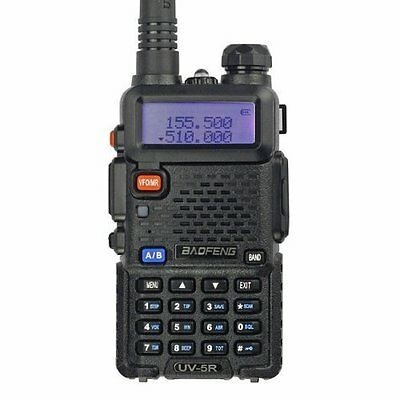 Radio Scanner Portable Police Fire EMS HAM Two Way Digital Transceiver