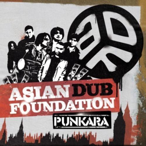 Asian Dub Foundation-Punkara  CD NEW