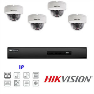 Security camera sales and installations