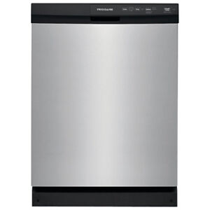"Frigidaire 24"" Built-In Dishwasher Stainless Steel [New Sealed]"