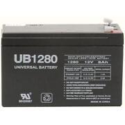 12 Volt 8 Amp Battery