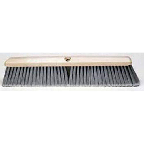 "Carlisle 3620481823 Broom Head 18"" Fine Brush"