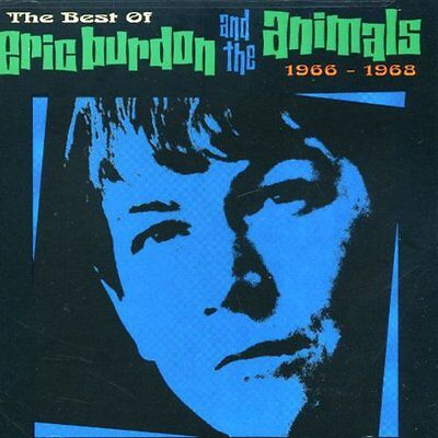 Eric Burdon  Eric Burdon   The Animals   Best Of 1966 68  New Cd