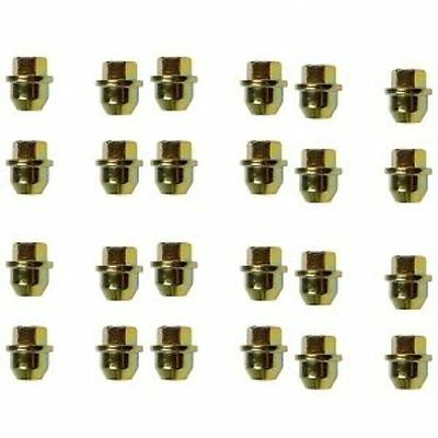 Wheel Cover Retaining Nut # 6L2Z-1012AA / F8TZ 1012-A / ZZP0-26-161 - 24 pieces