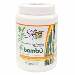 Silicon Mix Bambu Nutritive Hair Treatment 60 oz